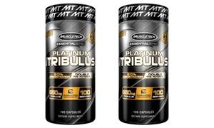 MuscleTech Essential Series Platinum Tribulus (2-Pack)