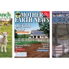 Mother Earth News, Farm & Ranch Living, or BEEKeeping Magazine