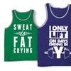 Men's Workout Tanks