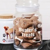 Up to 50% Off Personalized Glass Dog-Treat Jars