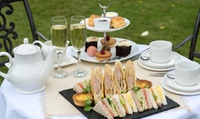 AA Rosette-Awarded Afternoon Tea with Sparkling Wine for Up to Six at Hadley Park House Hotel (42% Off)
