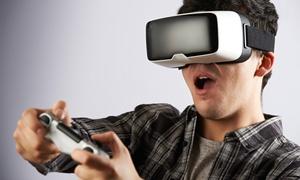 Virtual Cube: Seans wirtualnej rzeczywistości: 30 minut dla 1 osoby za 12,99 zł i więcej opcji w Virtual Cube w Toruniu (do -38%)