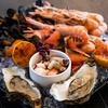 Seafood Platter with Prosecco