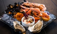 Seafood Platter with Prosecco for Two or Four at Thistle Kensington Gardens