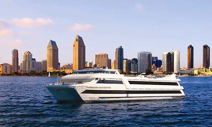 Hornblower In San Diego Ca Groupon