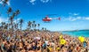 NYCPartyVIP - Upper Manhattan: One or Two General Admission or VIP Tickets to July 4th Beach Party at La Marina from NYCPartyVIP (Up to 47% Off)