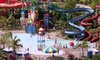 Dubai: 1-Night 5* Stay with Breakfast and Dubai Parks Tickets