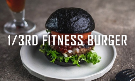1/3rd(ワンサード)Fitness and Burger