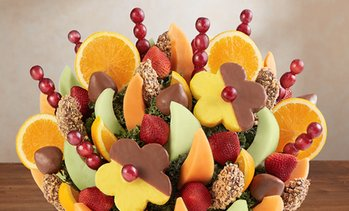 Up to 50% Off Fruit Arrangements from FruitBouquets.com