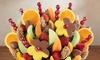 50% Off Fruit Arrangements from FruitBouquets.com