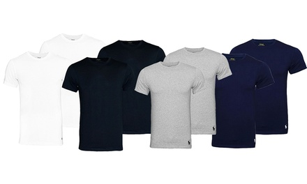 Two Ralph Lauren Lounge T-Shirts