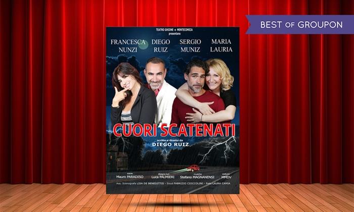Cuori Scatenati di Sergio Múñiz - Teatro Ghione: Cuori Scatenati - commedia con Sergio Múñiz dal 10 al 21 gennaio al Teatro Ghione di Roma
