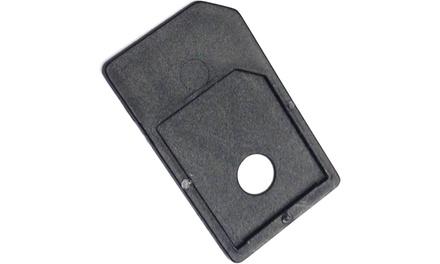 1 o 2 adaptadores de tarjeta micro SIM