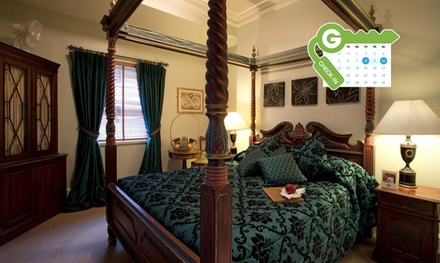 London: Deluxe Double or Luxury Four-Poster Room for Two with Breakfast and Optional Prosecco at 4* Twenty Nevern Square