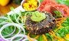 Up to 40% Off Raw Vegan Food at Leafy Greens Cafe