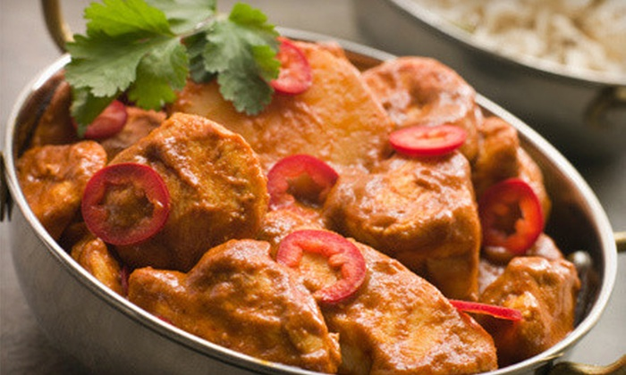 Khana Peena - East Solano Avenue,Thousand Oaks: North Indian Food at Khana Peena (Half Off). Two Options Available.