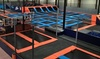 Up to 50% Off Admission to Helium Trampoline Park