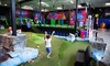 Up to 48% Off Jump Passes at Airborne Trampoline Arena