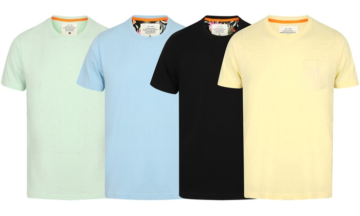 fbfb3f46 Independent Leaders Men's T-Shirt | Groupon
