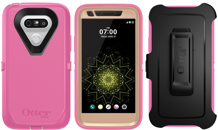 competitive price feca7 8a116 OtterBox Defender Series Case for LG G5