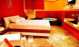 Nexos Hotel Tamarineira: Nexos Hotel – Tamarineira: período de 7 horas na suíte Amor Perfeito ou Girassol + petisco