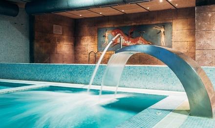 Acceso a spa para 2 y opción premium con entrante, principal, postre y cóctel desde 24,90 € en Spa Valencia Congress