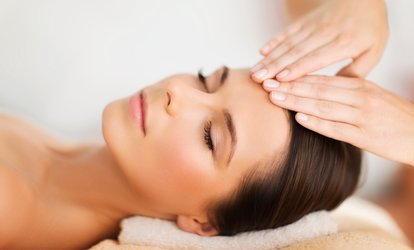 Indian Head Massage, Revitalising Facial, or Both at Isis Beauty Clinic