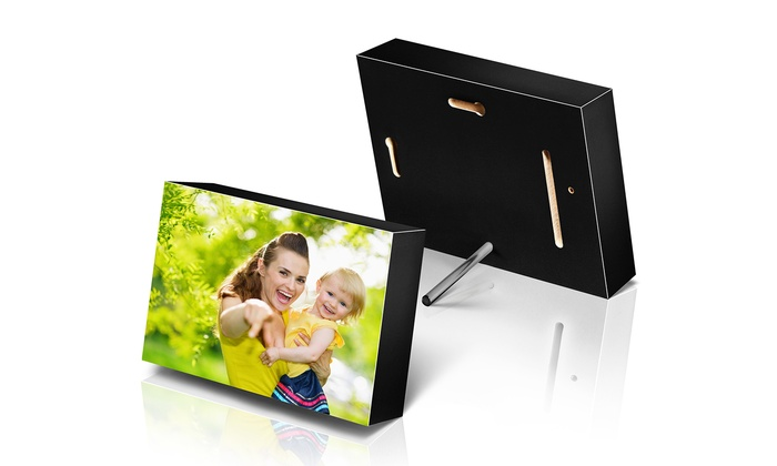 Fabness: One or Two 6x4 Custom Photo Blocks from $6–$11