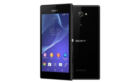 Refurbished Sony Xperia M2 16GB With Free Delivery