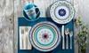 Marrakesh Dinnerware Set (16-Piece): Marrakesh Dinnerware Set (16-Piece)
