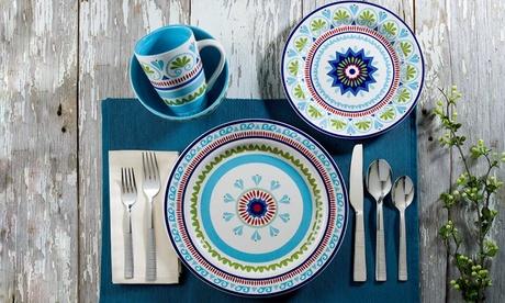 Marrakesh Dinnerware Set (16-Piece) b0c7d3ee-feec-11e6-b4e7-00259069d7cc