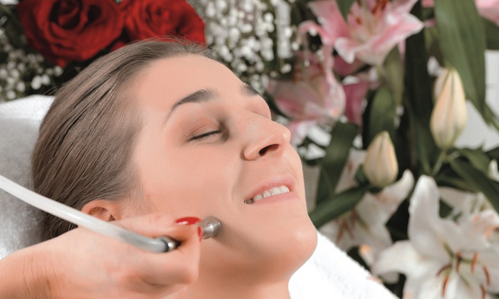 Vitality Laser Spa - Vitality Laser Spa: One, Two, or Three Microdermabrasions or Chemical Peels for Face and Hands at Vitality Laser Spa (Up to 61% Off)