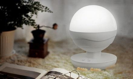 Multifunction Portable LED Night Light Lamp