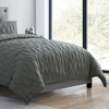 Reversible Embossed Comforter Set with Sheets (5- or 7-Piece)