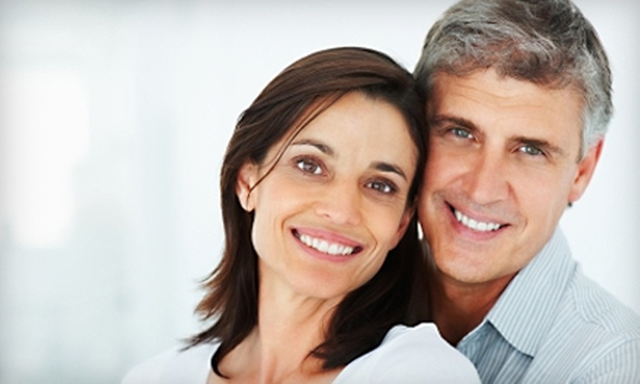 Heartland Dental Care - Multiple Locations: $45 for a Comprehensive Dental Exam, X-rays, and Teeth Cleaning from Heartland Dental Care ($321 Value)