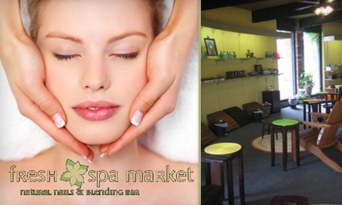 Fresh Spa Market - Courtland: $25 for $60 Toward Facial Services at Fresh Spa Market