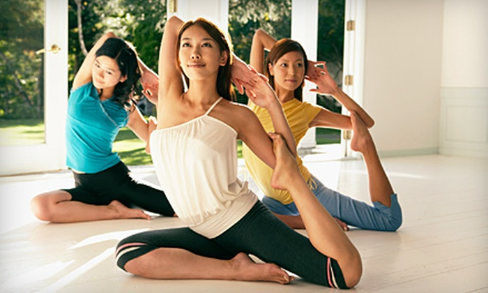 Fusion Mind/Body Studio - Southeast Elgin: 5 or 10 Yoga Classes at Fusion Mind/Body Studio in Elgin (Up to 65% Off)