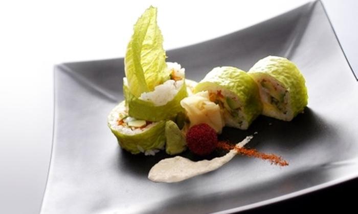 Osushi - Back Bay: $15 for $30 Worth of Sushi at Osushi