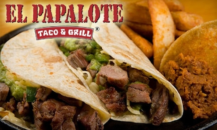El Papalote - Stone Oak: $10 for $20 Worth of Northern Mexican Fare at El Papalote