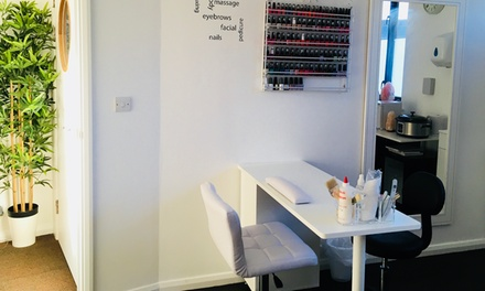 Shellac Manicure, Pedicure or Both at Wolverton Beauty (Up to 56% Off)