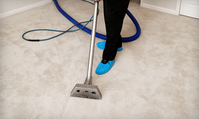 iCleanCarpet - Downtown Nashville: Carpet-Cleaning for Up to Three Rooms or Cleaning of Furnace and 10 Air Ducts from iCleanCarpet (Up to 67% Off)