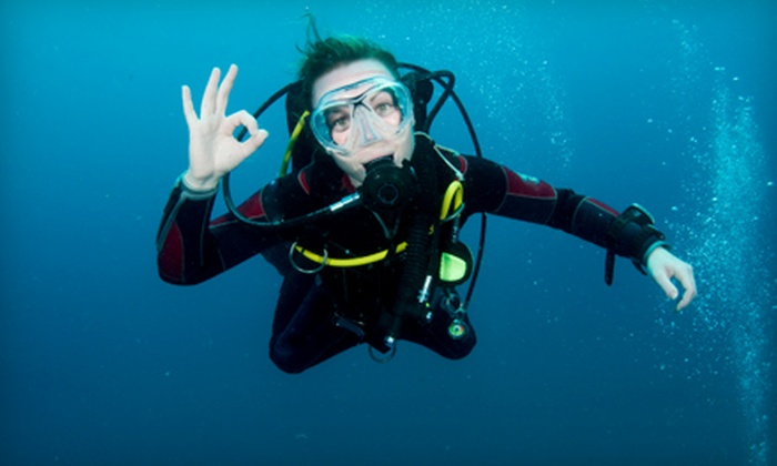 Coral Reef Dive Shop - Slidell: $25 for Two-Hour Discover Scuba Session at Coral Reef Dive Shop in Slidell ($50 Value)