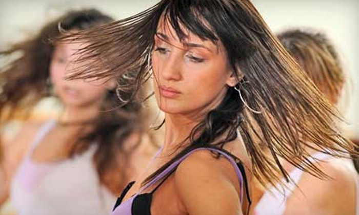 Gold's Gym - Multiple Locations: $79 for a Zumba 20-Class Punch Card at Gold's Gym ($200 Value)