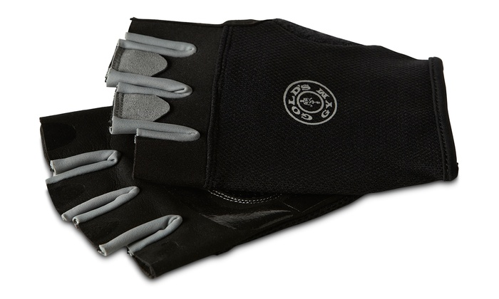 Gold's Gym Workout Gloves with Tacky-Textured Palms