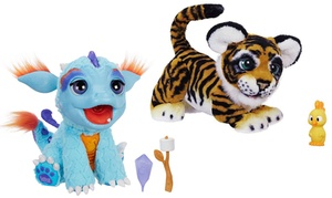 FurReal Friends Roarin' Tiger or Torch My Blazin' Dragon