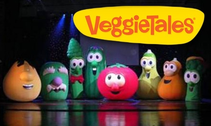 """VeggieTales Live! Sing Yourself Silly"" - Vestavia Hills: $7 for One Ticket to ""VeggieTales Live! Sing Yourself Silly"""
