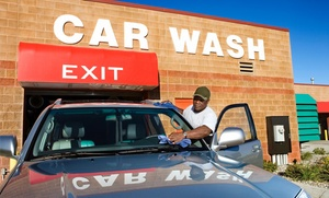 Noho Carwash: A Car Wash at NoHo Carwash (25% Off)