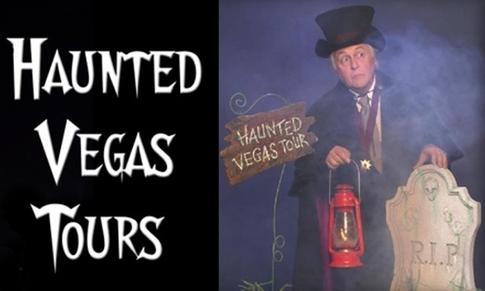 Haunted Vegas Tours - The Strip: $28 for One Ticket to a Haunted Vegas Tour ($66 Value)