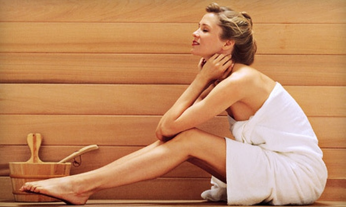 Health Source Chiropractic and Progressive Rehab of Stockton - Lakeview: 3, 5, or 10 Infrared-Sauna Sessions at Health Source Chiropractic and Progressive Rehab of Stockton (Up to 70% Off)