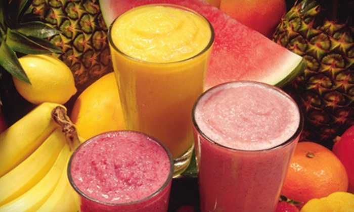 Smart Drinks - Cypress: Smoothies, Coffee Drinks, and Sports Nutrition Supplements at Smart Drinks in Cypress (Half Off)